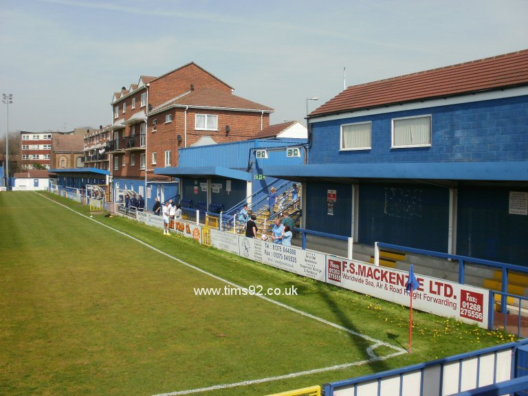 images of Tims 92 Grays Athletic The Recreation Ground